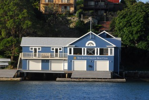 Your school has enough boats for a shed?