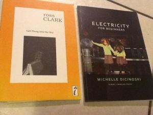Ross Clark (2007); Michelle Dicinoski (2011)